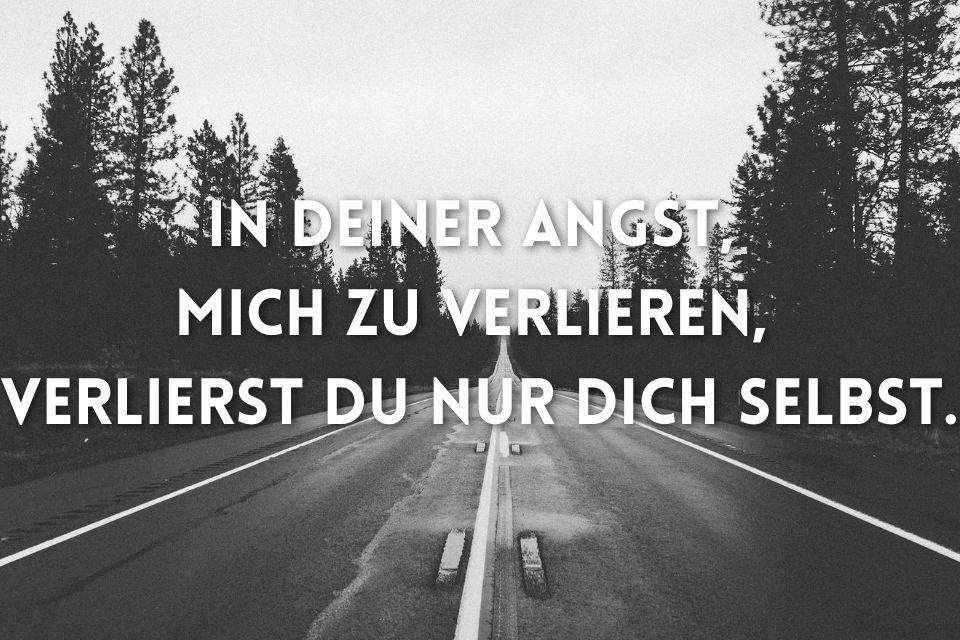 Angst jemanden zu verlieren Sprüche » sprueche.co