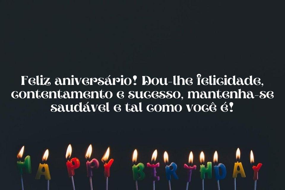 Spruch zum Geburtstag auf portugiesisch