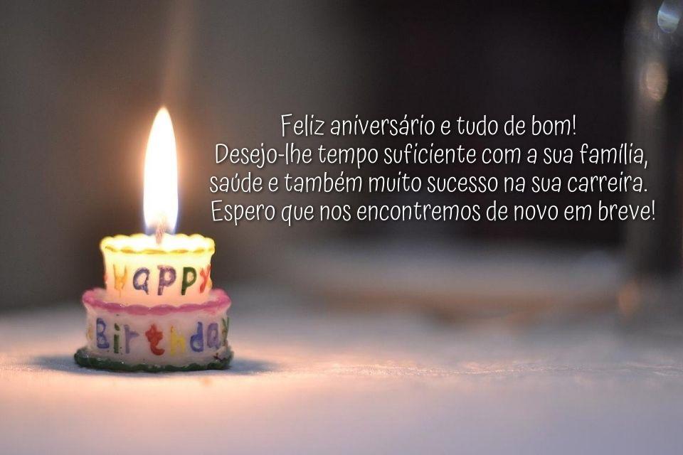 Spruch zum Geburtstag für Portugiesen