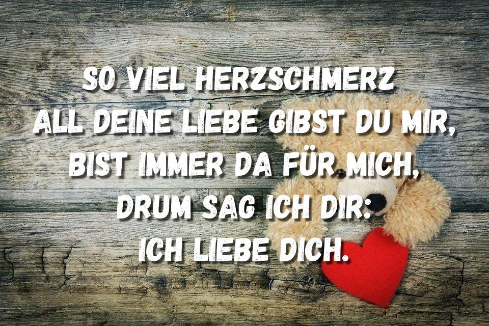 IchLiebeDich-Spruch