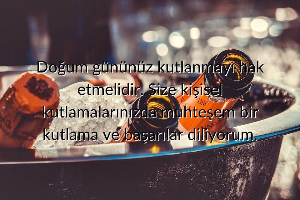 Geburtstagswünsche auf Türkisch