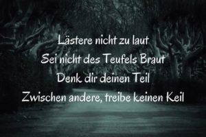 Sprüche über das Lästern » sprueche.co