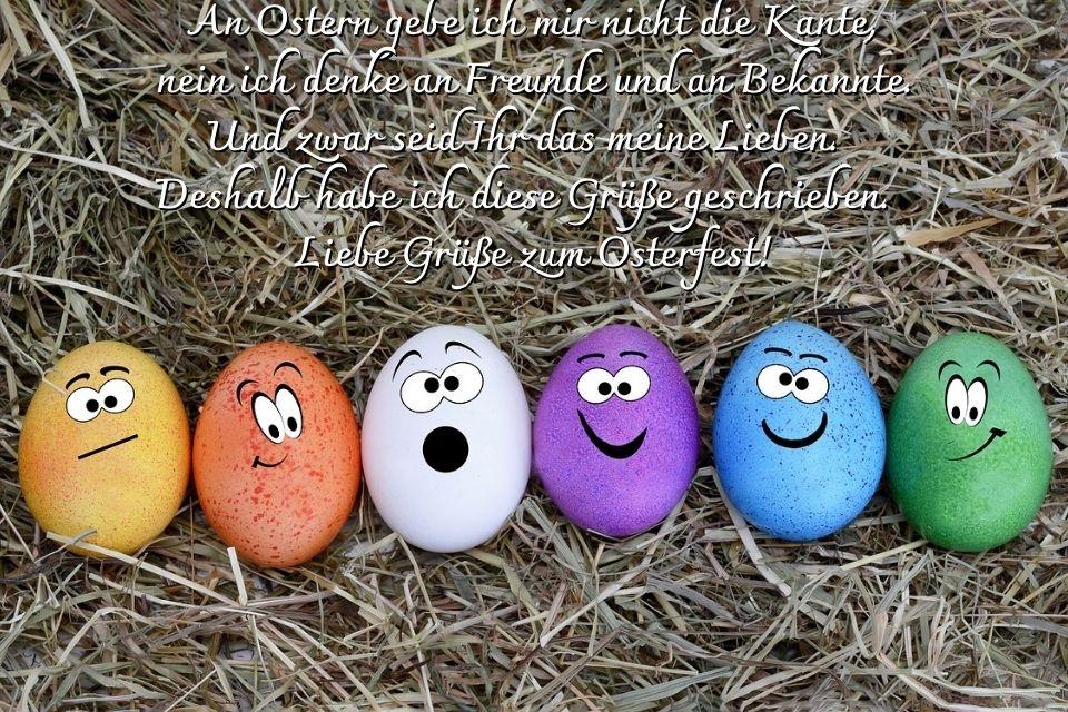 Alles Liebe zu Ostern