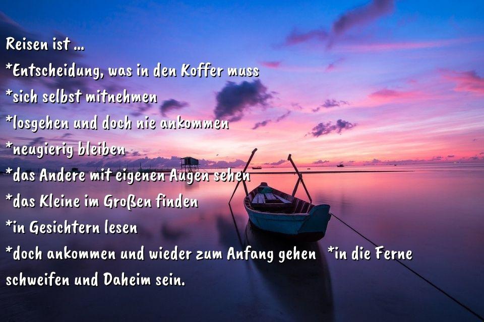 Kluge Sprüche über das Reisen » sprueche.co