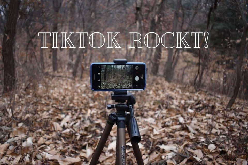 TikTok rockt und ist beliebt
