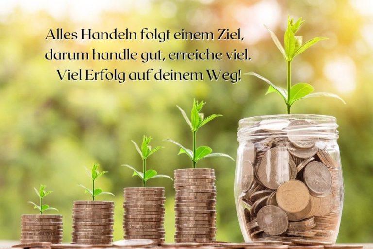 Viel Erfolg Sprüche » sprueche.co
