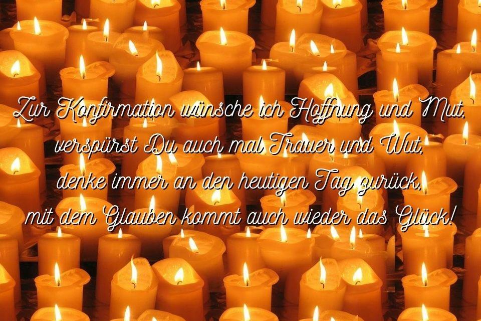 Kerzen mit Gästebuch Spruch