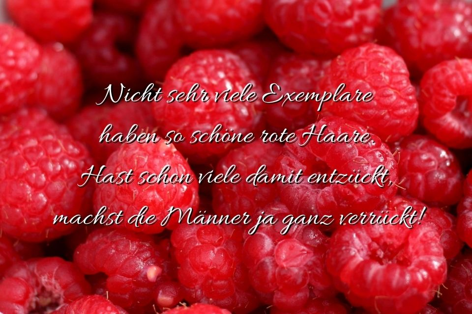 rote haare